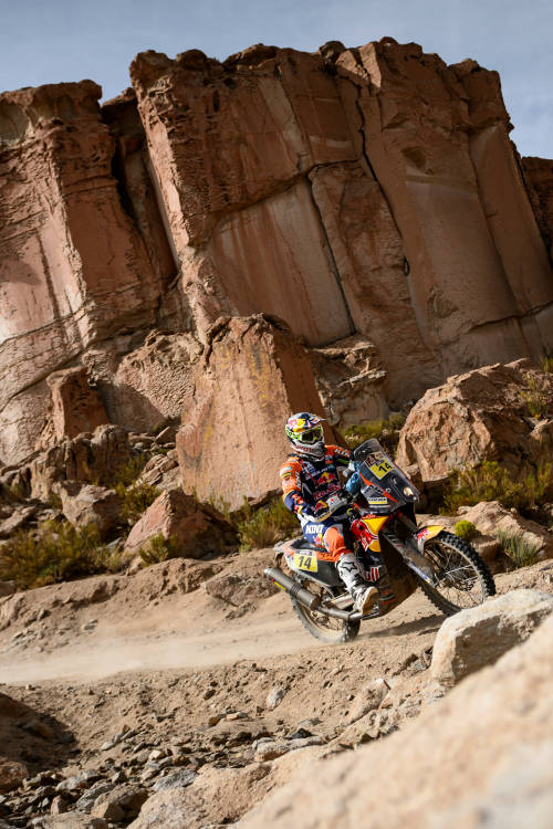Dakar Daily – Day 5