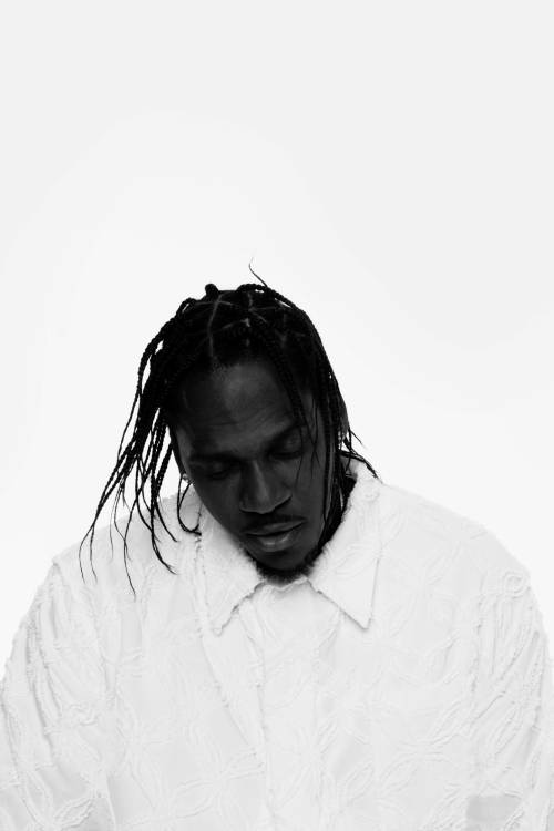 A conversation with Pusha T in Berlin