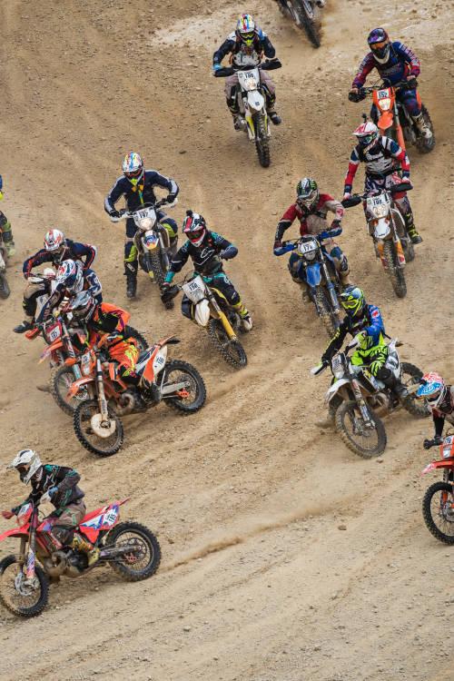 Main race