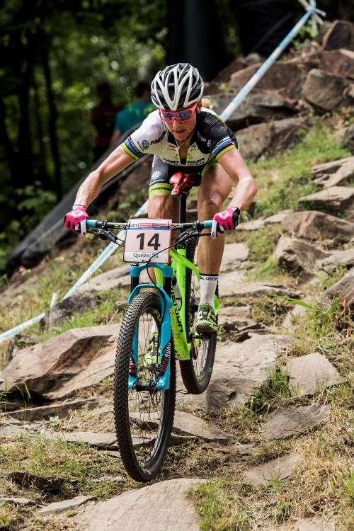 Women's XCO finals – Mont-Sainte-Anne (DE)