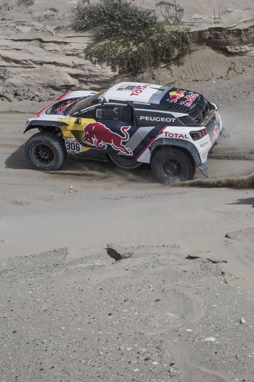 Dakar Daily – day 4