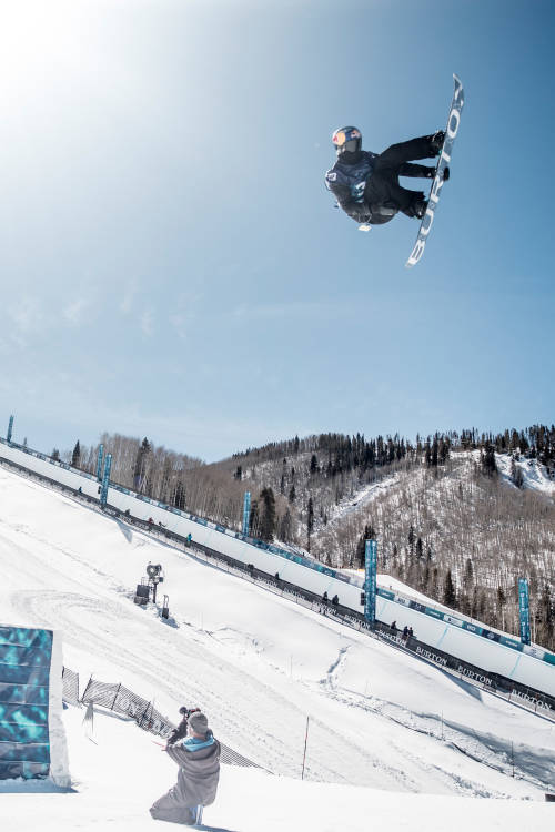 Men's slopestyle finals