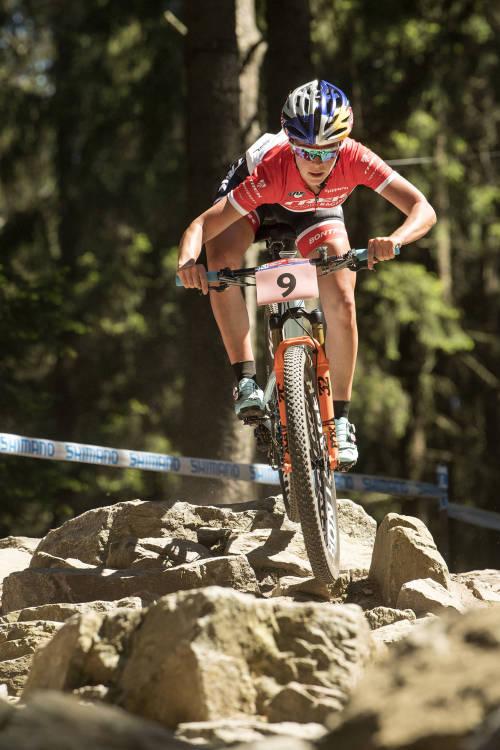 XCC Short Track (EN) - La Bresse