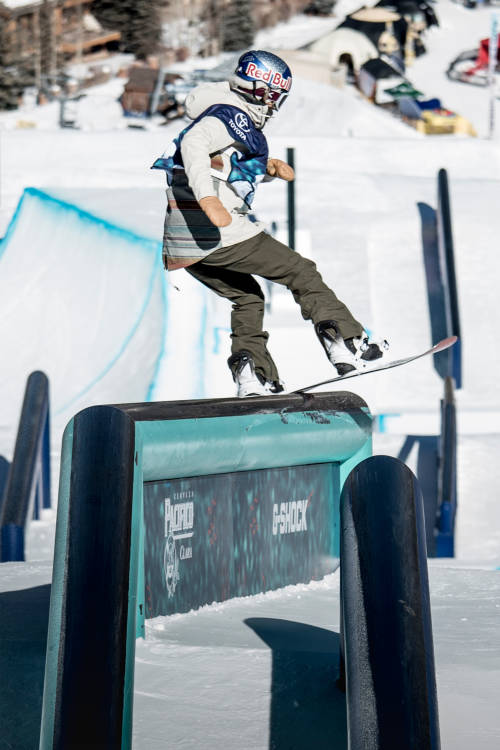Women's slopestyle finals