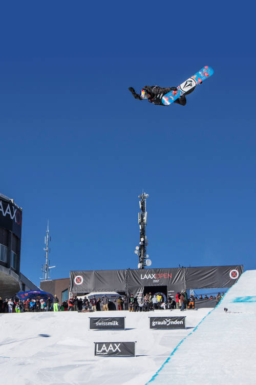 Halfpipe Final