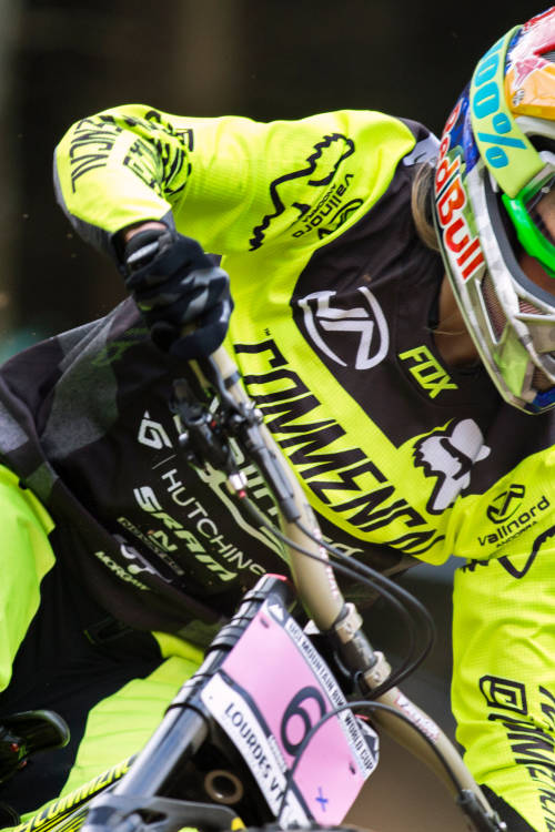 Women's DH Finals – Lourdes