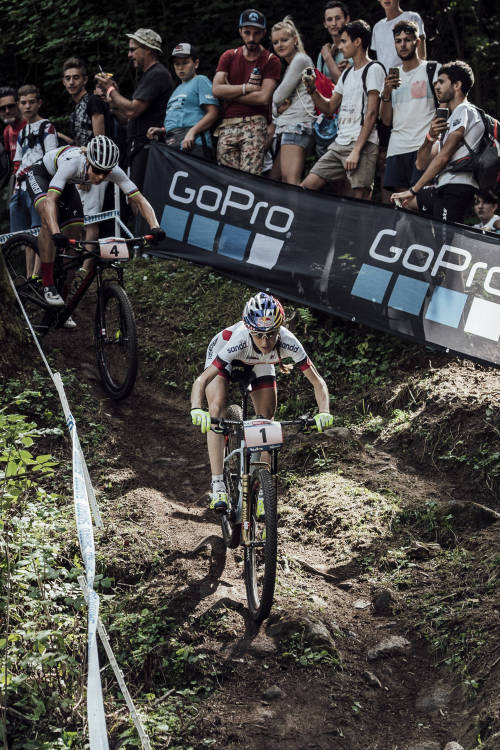 Women's XCO Finals (EN) – Val di Sole