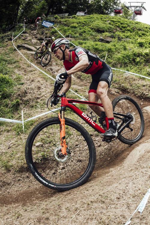 Men's XCO Finals (EN) – Mont-Sainte-Anne