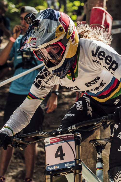 Women's DH Finals (EN) – Val di Sole