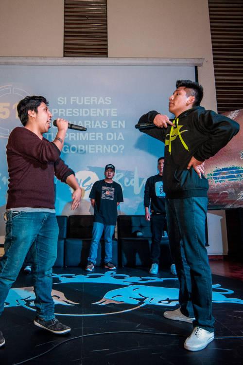 Final Nacional Bolivia