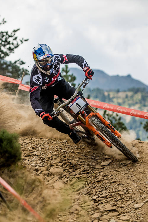 Men's DH Finals – Vallnord