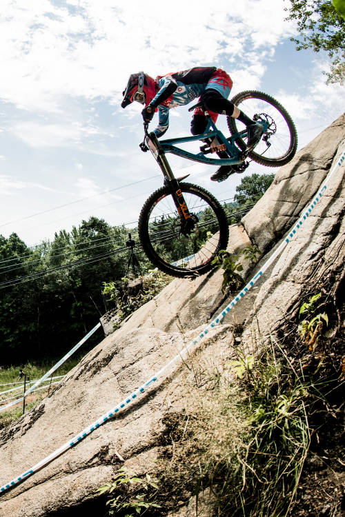 Women's DH Finals – Mont-Sainte-Anne
