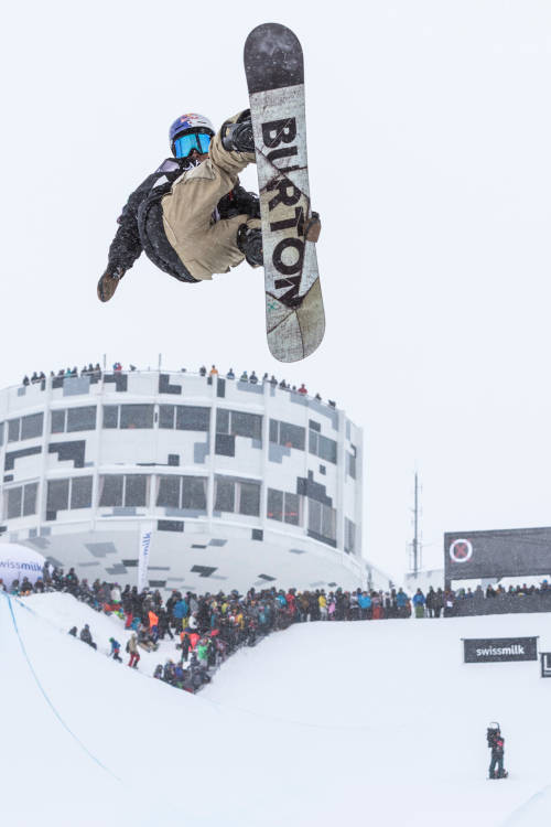 Men's and women's halfpipe finals
