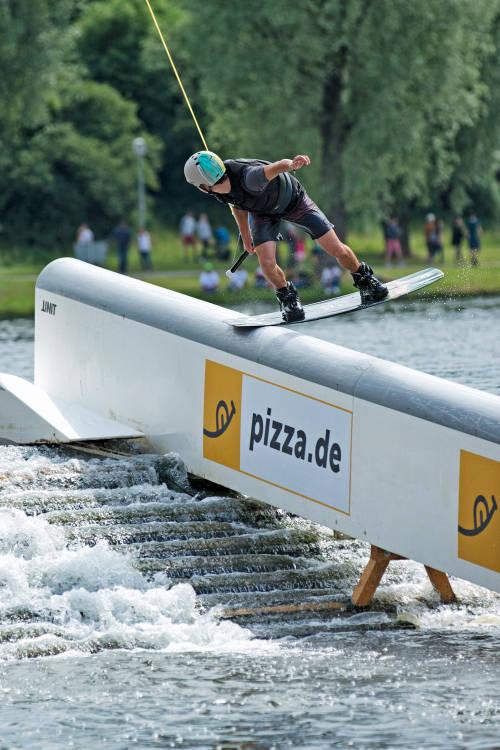 Wakeboard Park finals