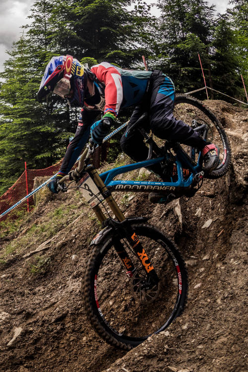 Men's DH Finals – Leogang