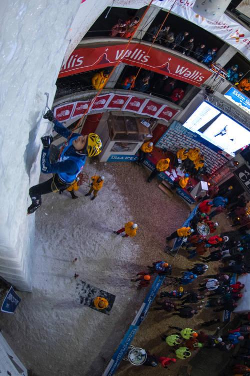 Women's and men's lead final – Switzerland