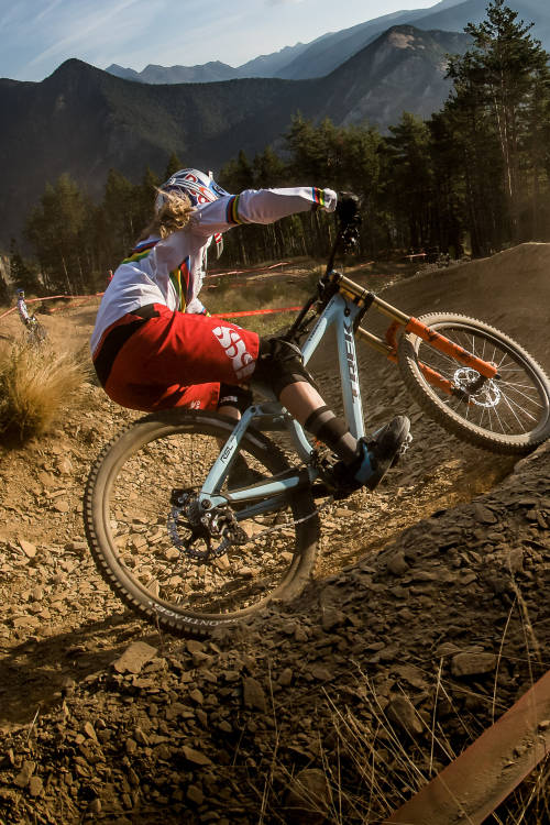Women's DH Finals – Vallnord