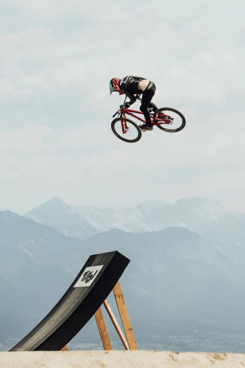 Finale (DE) - Innsbruck, Österreich