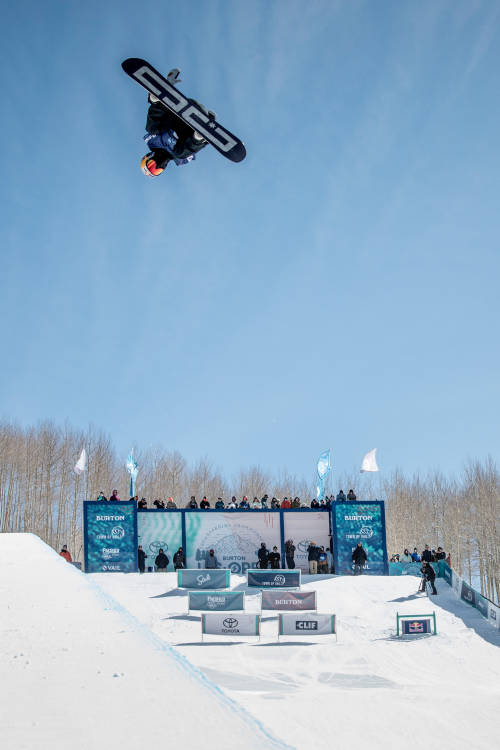 (JP) Men's halfpipe finals