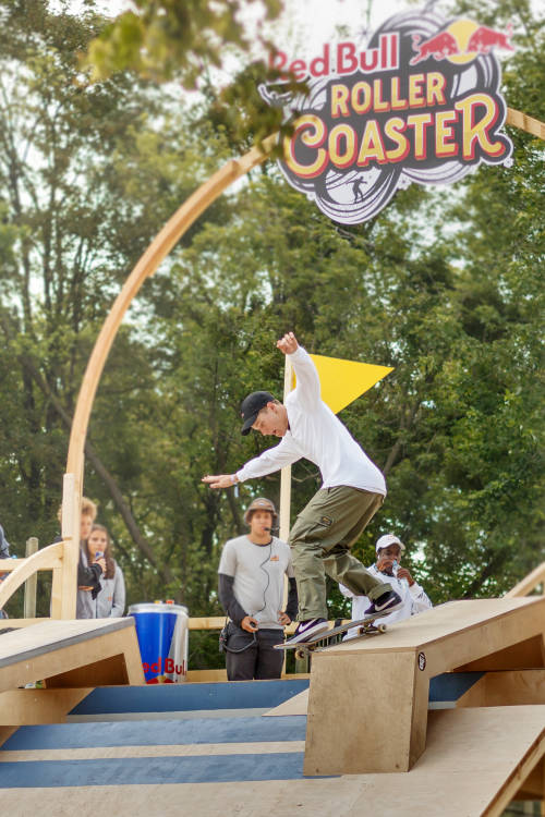 Red Bull Roller Coaster finals