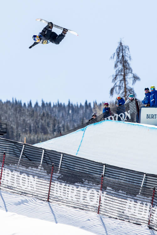 Men's Halfpipe Final