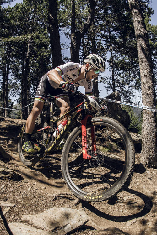 Men's XCO finals from Stellenbosch