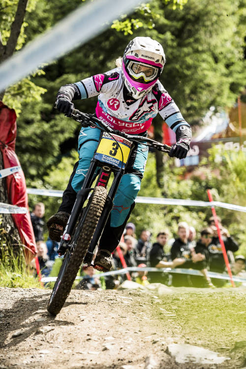 Women's DH Finals (EN) – Fort William