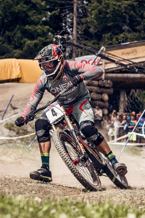 Men's DH Finals – Lenzerheide