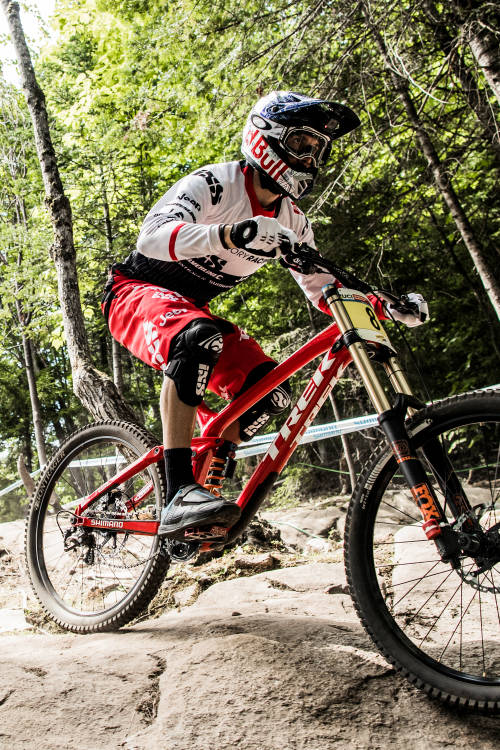 Men's DH Finals – Mont-Sainte-Anne