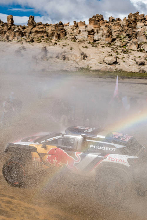 Dakar Daily – day 6