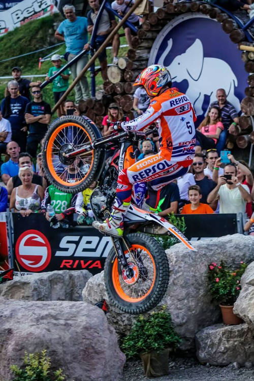 Round 8 recap – Italy