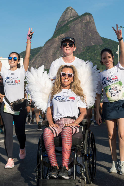 Wings for Life World Run highlights