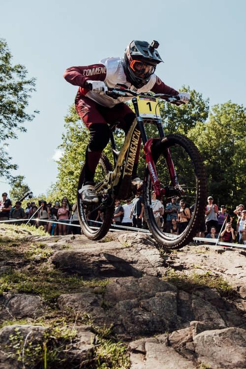 Mont-Sainte-Anne DH recap