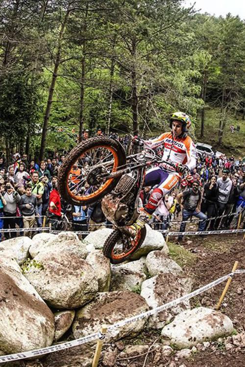 Round 1 recap – Spain