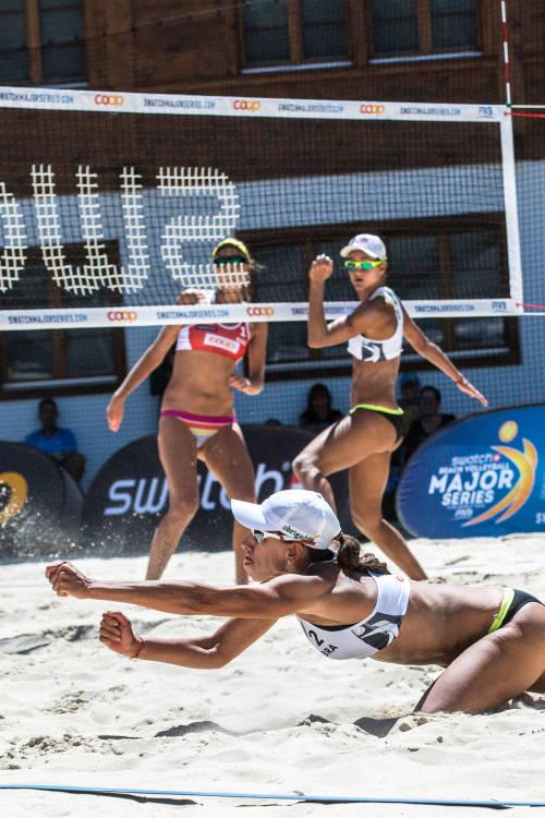 Women's Semi-Final 1 –Switzerland