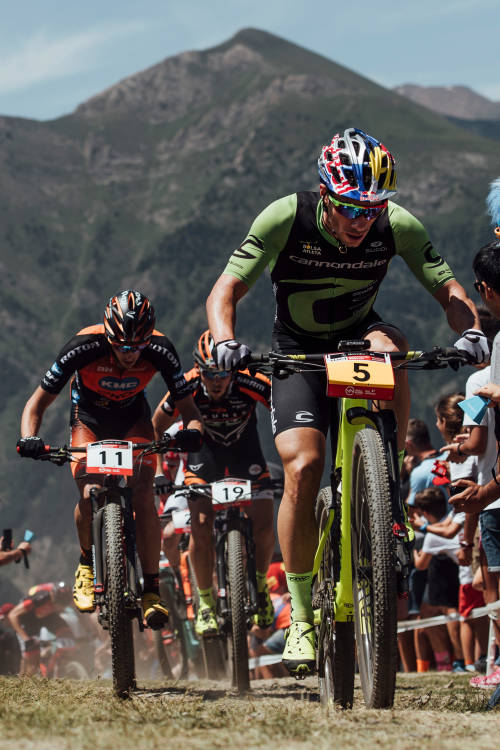 XCO recap from Vallnord