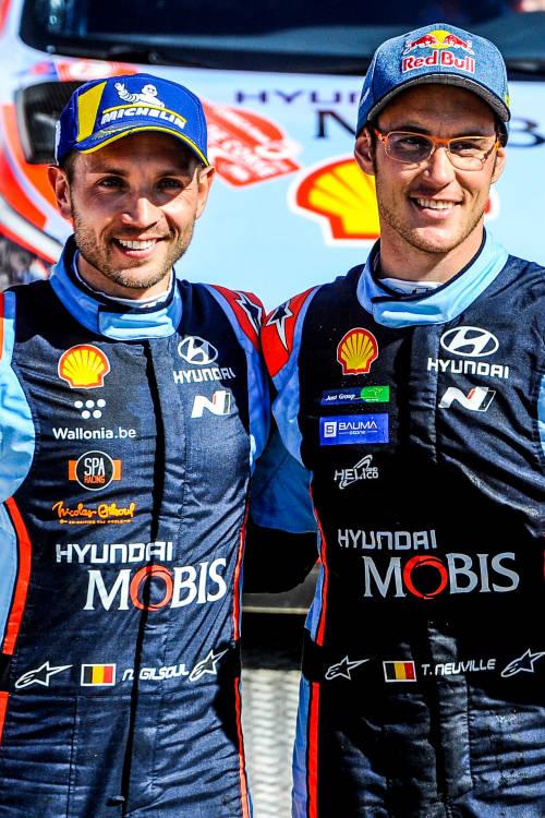 WRC: Sideways – France