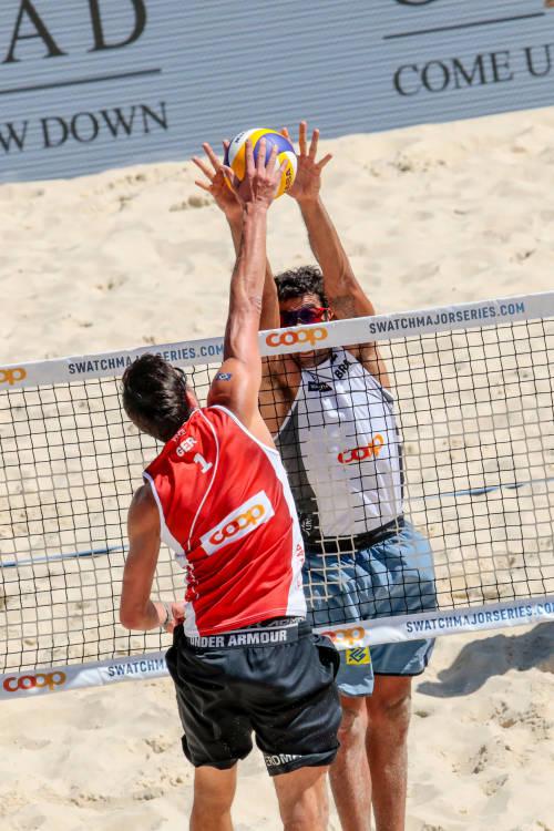 Men's Semi-Final 2 –Switzerland