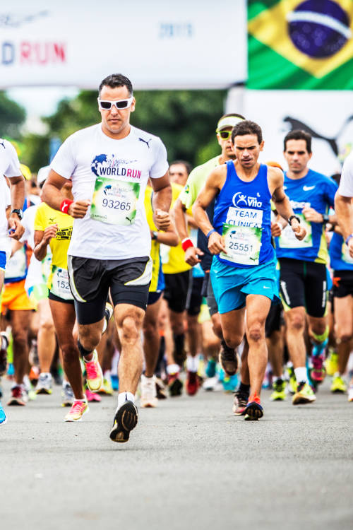 Wings for Life World Run: Documentary