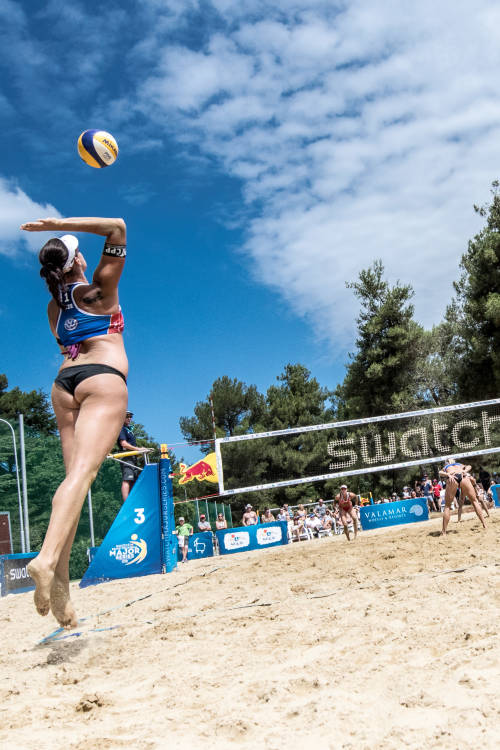 Women's Gold Medal Match – Croatia