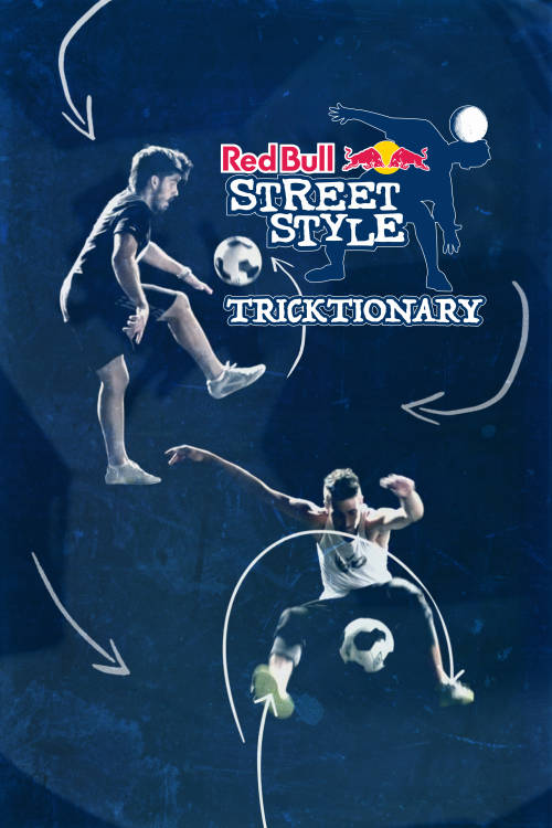 Red Bull Streetstyle Tricktionary