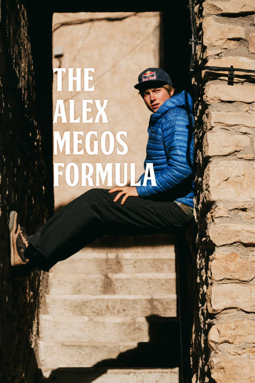 The Alex Megos Formula