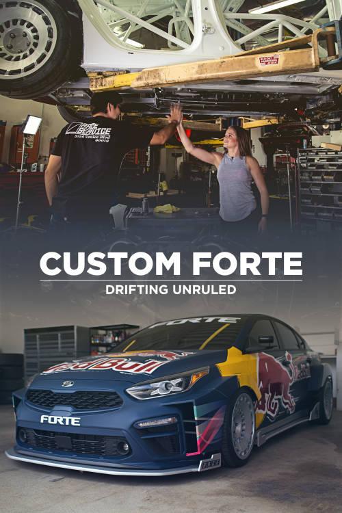 Custom Forte