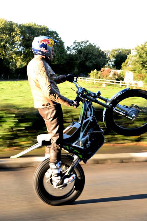 Dougie Lampkin: Wheelie Man