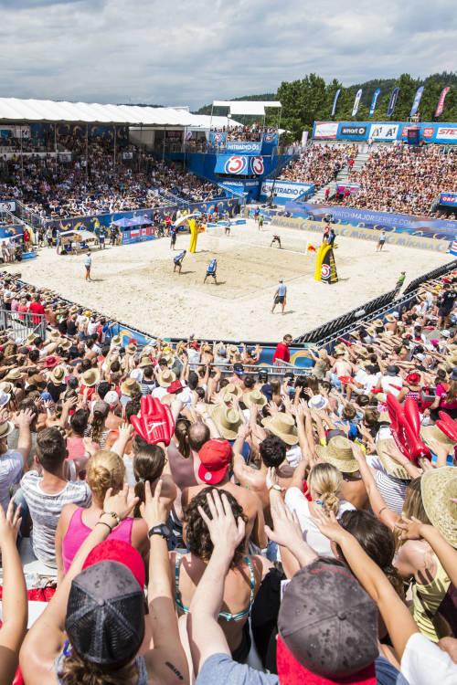 Beach Volleyball World Championships 2017
