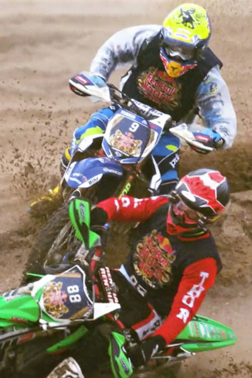 Get ready for motocross racing on the beach