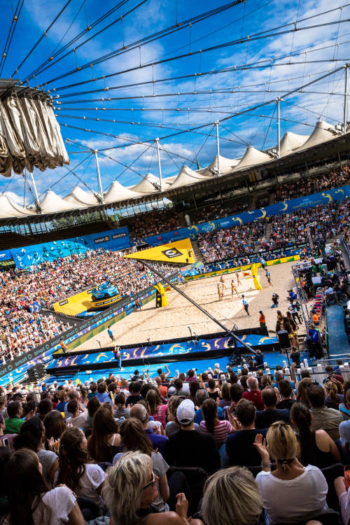 Beach Volleyball World Tour Finals