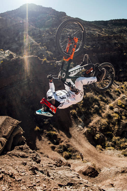 The best moments in Red Bull Rampage history