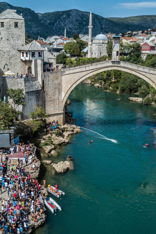 Trailer for Mostar, Bosnia