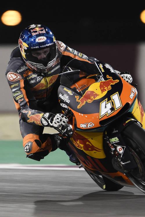 KTM goes MotoGP